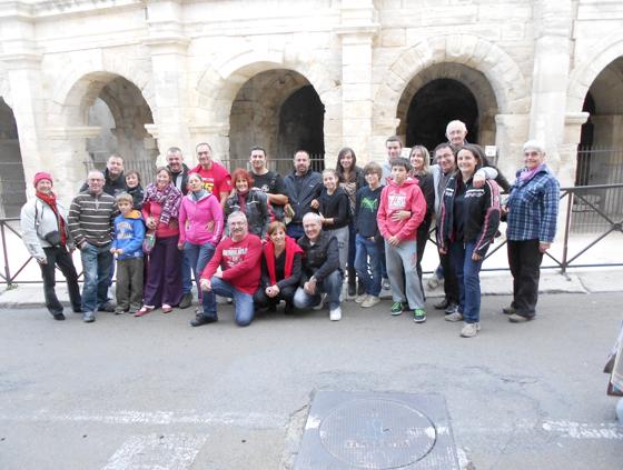 Arles, balade à Mathu